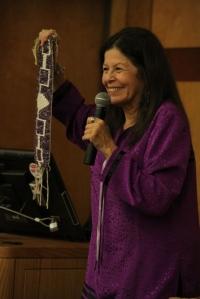 Kay Olan w Hiawatha Belt