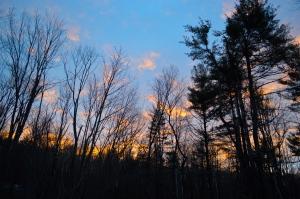 Spring Sunrise, photo by Roger Vincent Jasaitis, RVJart.com