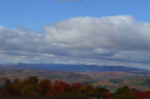 View From Putney Mtn Top, Copyright 2015 Roger Vincent Jasaitis, RVJart.com