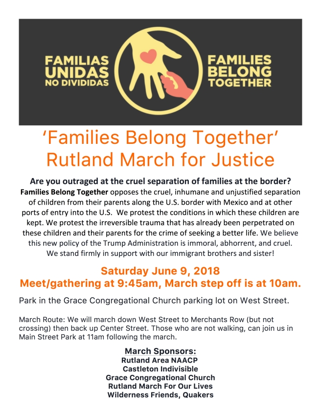 'Families Belong Together_